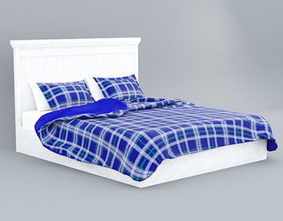 Bed Model for Sale CGtrader TurboSquid