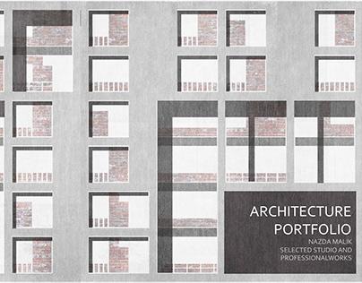 Architecture Portfolio _VOL. 1
