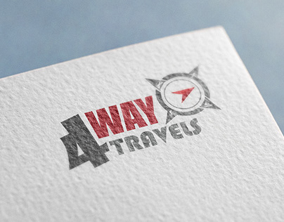 Tour and travel agency logo