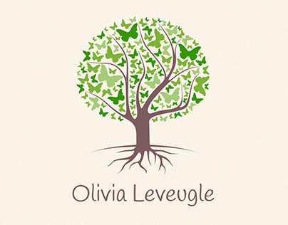 Olivia Leveugle Constellations : logo and website