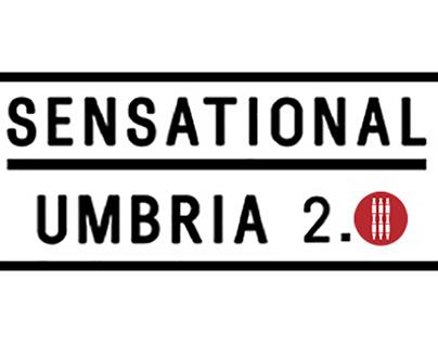 Sensational Umbria 2.0 - Mobile App Prototype
