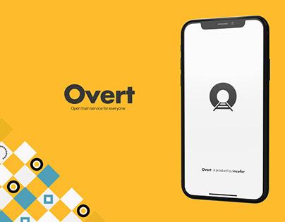 Overt   Train Service App