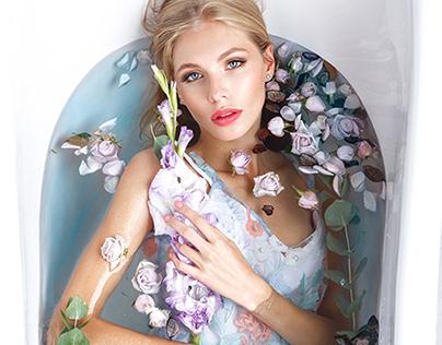 For dress designer Lena Sahuto