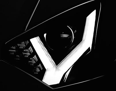 Lamborghini | Christmas Card 2015