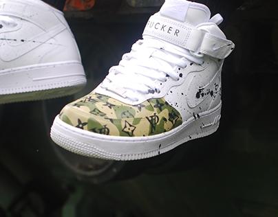 Nike Air Force 1-Copycat F**k3r