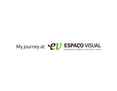 My journey at Espaço Visual