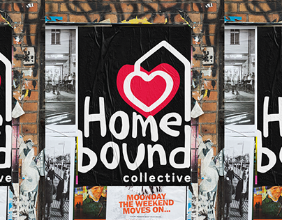Homebound Collective - Identidad