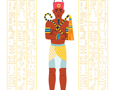 Le livre animé des Pharaons // TOURBILLON - 2020