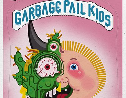 GARBAGE PAIL KIDS tribute, Neu RUPERTO