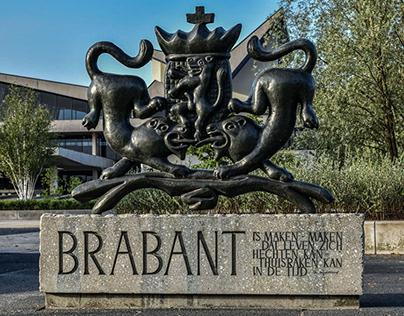 Provinciehuis Noord-Brabant, Den Bosch 2019