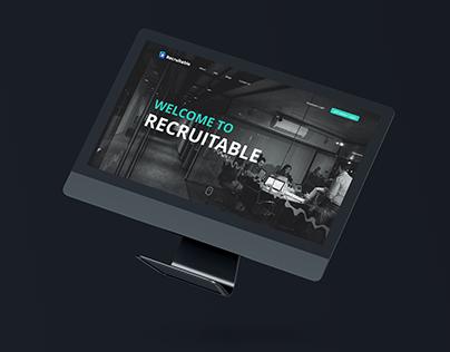 Recruitable Website