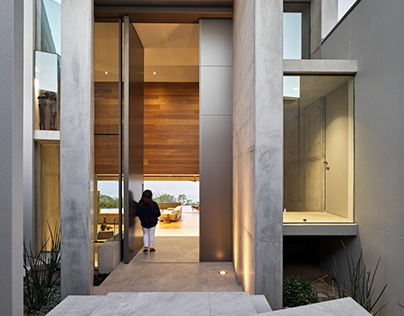 McAnally Residence byGavin Maddock Design Studio