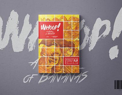 Presenta (an editorial series) + Whoop!