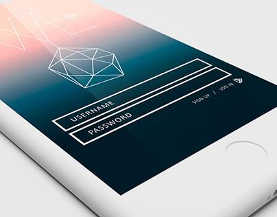 'We' / Friendslet App