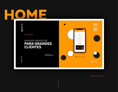Diseño Web - Sigcomt