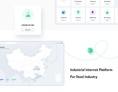 Industrial Internet Platform For Steel Industry-Normal