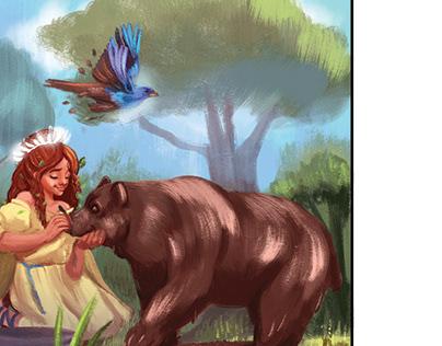 Perseu e Artemis