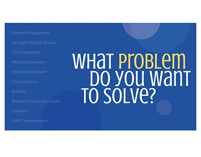 Encouraging educators to use Design Sprints: PowerPoint