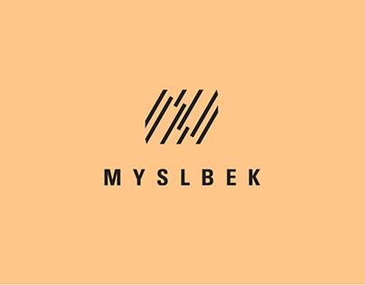 Myslbek / Logotype
