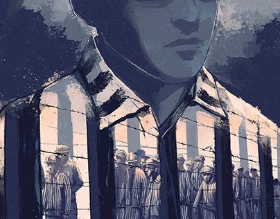 Book cover - Auschwitz Sonderkommando