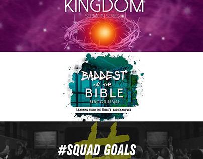Sermon Series Graphics