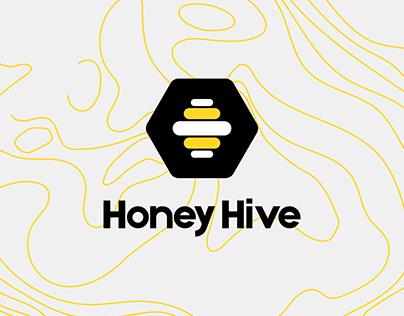 Honey Hive — Visual Identity