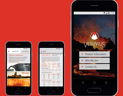 IP Application - Vesuvius