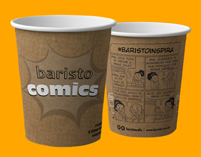 Baristo Comics