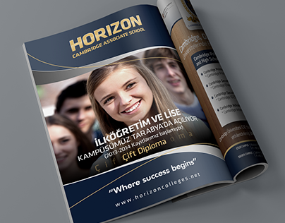 HORIZON - CAMBRIDGE   Tanıtım Çalışmaları