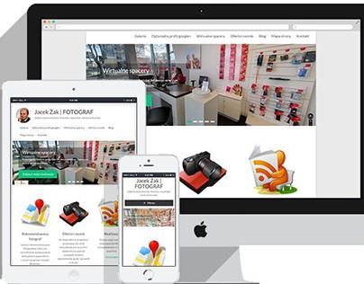 Web Site - JacekZakFotograf.pl