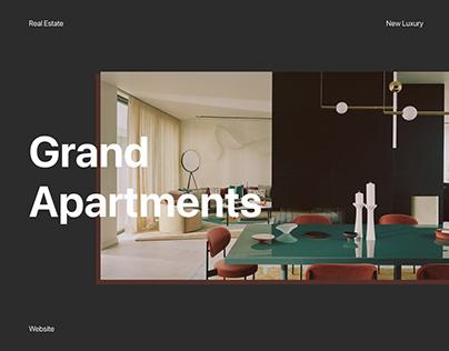 Grand Apartments - Real Estate