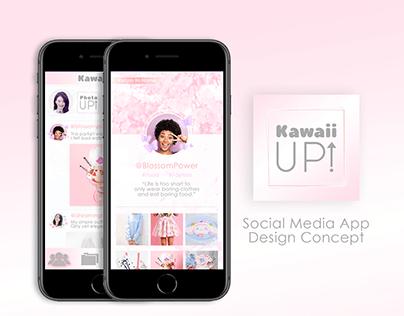 Design Concept for an Original Social Media App