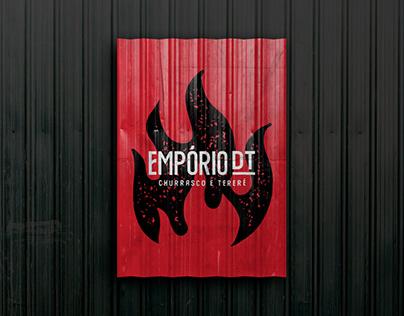 Empório DT - Brand identity