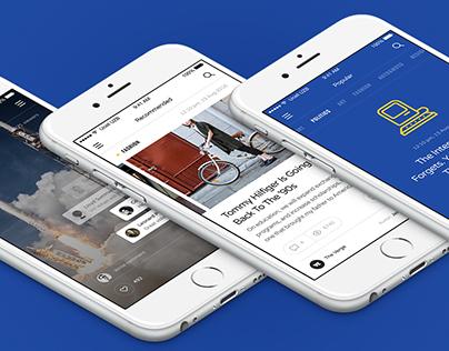 Aware Mobile UI/UX Kit