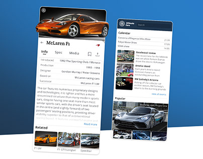 Ultimate cars app