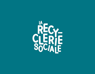 New Brand Identity for La Recyclerie Sociale