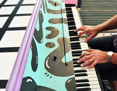 Public Piano x Palais des congrès de Montréal