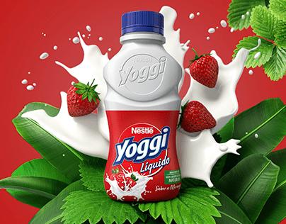YOGGI - New recipe