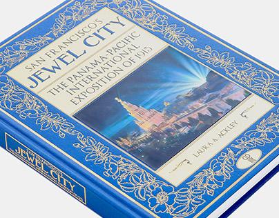 Book Design - San Francisco's Jewel City