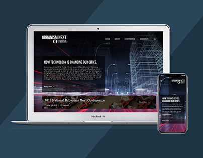 Urbanism Next Website Redesign