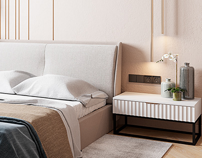 Apartment for Anna Chaika design