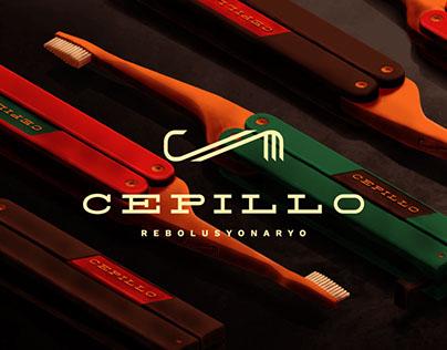 Cepillo Rebolusyonaryo  (Branding)