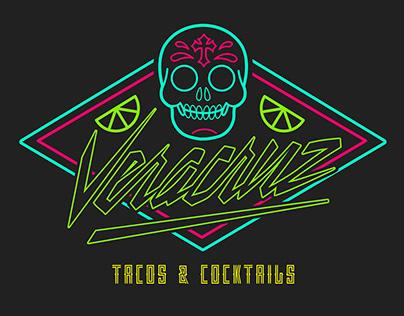 VERACRUZ Taqueria | Identidad & Diseño de Interiores