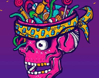 Festival de música / Trick or Treat / Halloween party