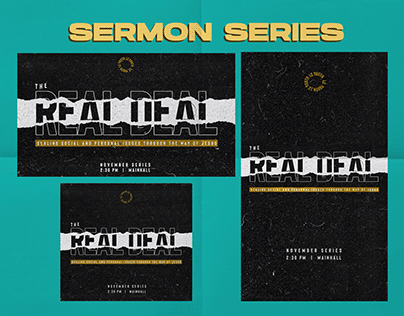 Sermon Series Graphics