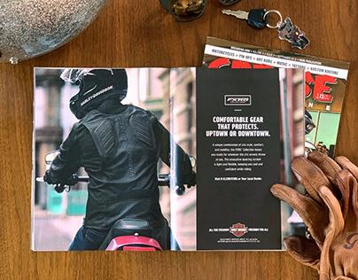 Harley-Davidson Spring 2019 Print Ads