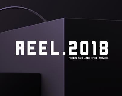 Motion Graphics Reel 2018