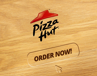 Pizza Hut online campaign