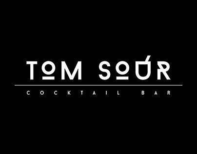 TOM SOUR BAR / BRANDING