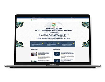 Web Design for Campus